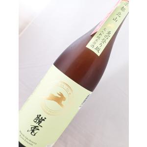【京都から期待のニューブランド!!】脱兎 兎の登り坂 純米原酒火入れ 1800ml|sakesawaya