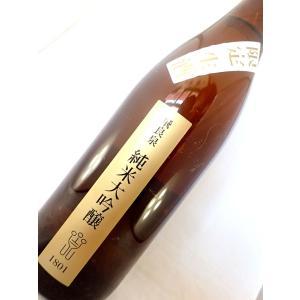 飛良泉 純米大吟醸酒 1801 限定生酒 1800ml|sakesawaya