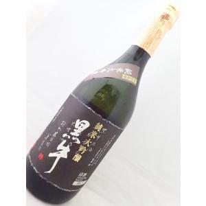 黒牛 純米大吟醸酒 720ml|sakesawaya