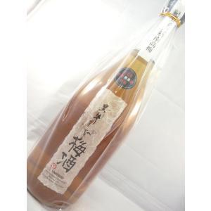 黒牛仕立て 梅酒 720ml|sakesawaya