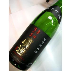 真澄 辛口生一本 純米吟醸酒  1800ml|sakesawaya