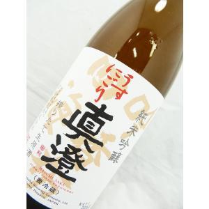 【真澄初のおりがらみ】真澄 純米吟醸うすにごり 720ml|sakesawaya