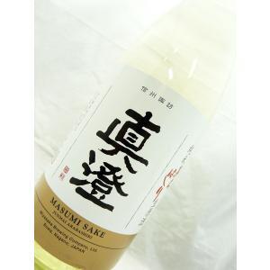真澄 純米あらばしり 生原酒 1800ml|sakesawaya