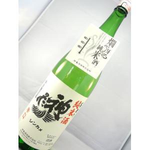 神亀 純米酒 1800ml|sakesawaya