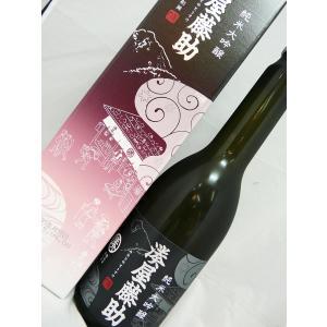 【ギフトにもオススメ♪】湊屋藤助 純米大吟醸酒 630ml カートン入り|sakesawaya