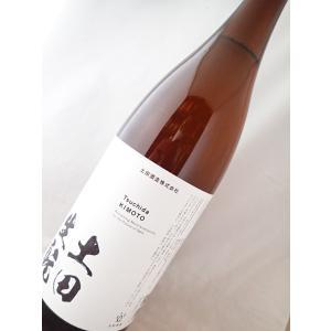 土田 きもと仕込み 純米吟醸酒 1800ml|sakesawaya