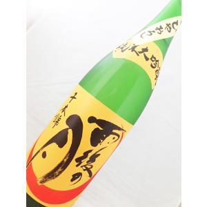 雨後の月 純米大吟醸ひやおろし 千本錦 1800ml|sakesawaya