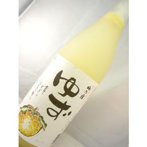 【ゆずの香りがすごいっ!!】梅乃宿 ゆず酒 1800ml|sakesawaya