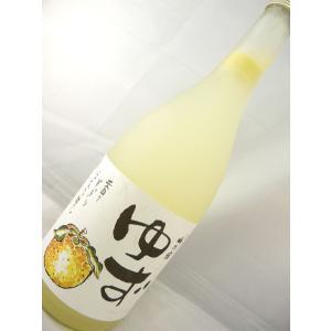 【ゆずの香りがすごいっ!!】梅乃宿 ゆず酒 720ml|sakesawaya