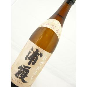 浦霞 ひやおろし特別純米酒 720ml sakesawaya