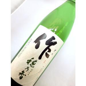 作 穂乃智 純米酒 1800ml|sakesawaya