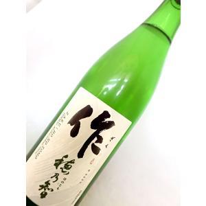 作 穂乃智 純米酒 720ml|sakesawaya