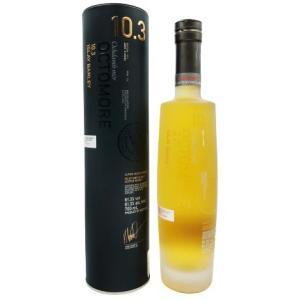 ウイスキー オクトモア アイラバーレイ 10.3 箱付 700ml 61.3度 ブルックラディ ブル...