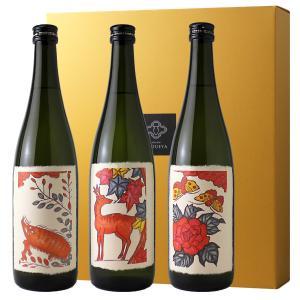 猪鹿蝶セット(ギフト 芋焼酎 麦焼酎 梅蒸留酒 いのしかちょう)