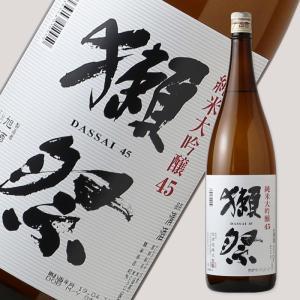 獺祭 純米大吟醸 磨き50 1800ml (日本酒/旭酒造/山口県/だっさい)