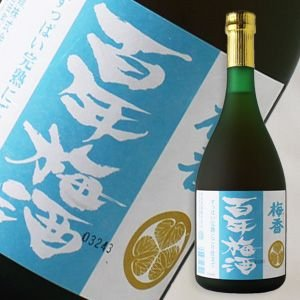 百年梅酒 すっぱい完熟にごり 720ml