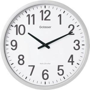 キングジム 電波掛時計 ザラージ GDK-001の商品画像