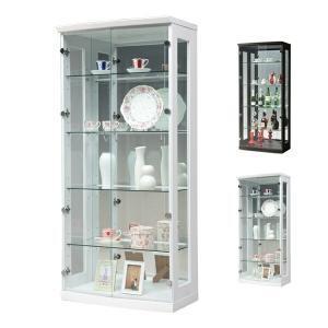 コレクションラック コレクションケース ガラス コレクション 棚 ディスプレイラック 700×400...