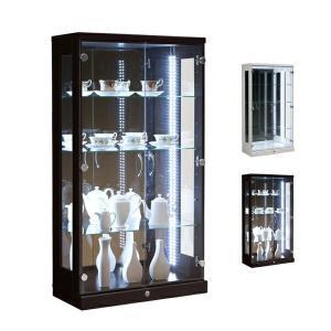 コレクションラック コレクションケース ガラス コレクション 棚 ディスプレイラック 700×300...