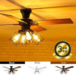シーリングファン JAVALO ELF Modern Collection フィラメント LED  JE-CF003V シーリングライト 照明 保証付 MT Web限定 HW sakoda
