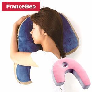 枕 FRANCEBED フランスベッド スリープ バンテ−ジ ピロー 135 ピンク 横向き 枕 いびき SAKODA サコダ 迫田|sakoda