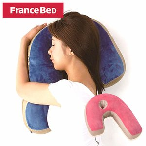 枕 FRANCEBED フランスベッド スリープバンテ−ジプレミアムピロー ピンク 横向き 枕 いびき SAKODA サコダ 迫田|sakoda
