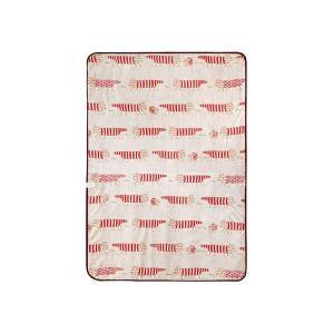 電気毛布 電気掛け敷き毛布 敷き 掛け 兼用 電気 ブランケット 洗える ダニ退治 KDH-L109 マイキー 北欧 リサ・ラーソン 暖房 SAKODA サコダ Web限定|sakoda