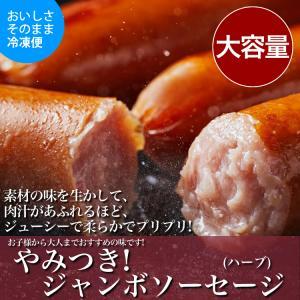 ソーセージ 業務用 2kg ジャンボソーセージ ハーブ 大特価!大人気!|saku2