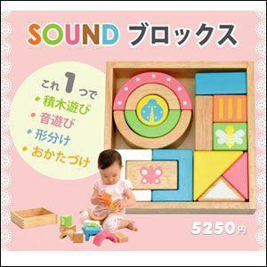 即納 Edute エデュテ LABYシリーズ SOUNDブロックス LA-002 送料無料 知育玩具|sakuazul
