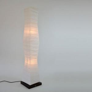 和紙照明 フロアスタンド 楮紙白|sakura-cer