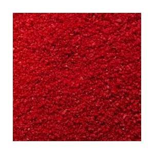 カラーサンド レッド 0.2-0.5mm/1000g|sakura-cer