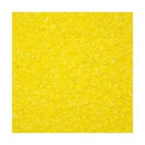 カラーサンド イエロー 0.2-0.5mm/1000g|sakura-cer