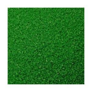カラーサンド グリーン 0.2-0.5mm/1000g|sakura-cer