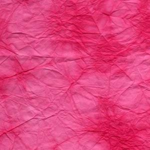 手漉き揉み染め和紙 桃 02|sakura-cer