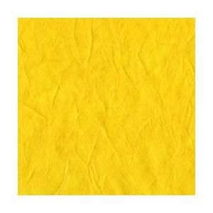 手漉き 雲竜紙 黄色|sakura-cer