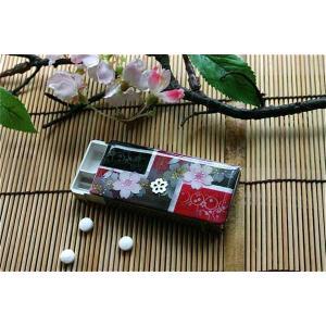 【桜色】FRISKケース「似」 匠の技!桜色限定フリスクケース!職人の手作り!和柄オリジナル商品です!2商品購入で送料無料!|sakura-iro