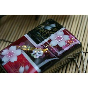 【桜色】zippo「阿」 匠の技!桜色限定ジッポ!職人の手作り!和柄オリジナル商品です!2商品購入で送料無料! sakura-iro