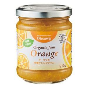 オーサワの有機オレンジジャム 100g|sakura891