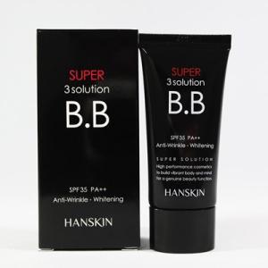 ハンスキン スーパー3ソリューションBBクリーム(30g)H...