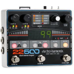 22500 デュアル ステレオ ルーパー(Electro-Harmonix/EHX/エレクトロ・ハーモニクス/エレハモ)|sakuragakki