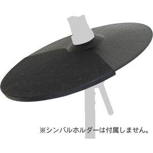 MEDELI 電子ドラム DD-512J専用交換用クラッシュ・ライドシンバルパッド DD512JCP [チョーク機能あり]|sakuragakki