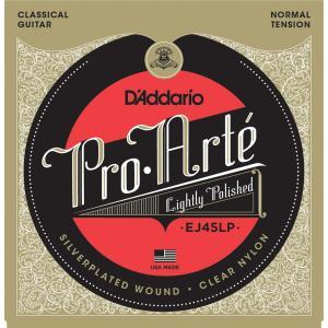 D'Addario ダダリオ クラシックギター弦 EJ45LP