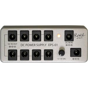 RevoL effects DC POWER SUPPLY SET (パワーサプライ) EPS-01SET【レボルエフェクツ エフェクター EPS01SET】 sakuragakki