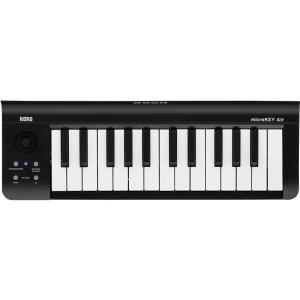 KORG BLUETOOTH MIDI キーボード microKEY Air-25 [25鍵モデル] 【コルグ マイクロキー ブルートゥース ワイヤレス】|sakuragakki