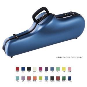 C.C.シャイニーケースII アルトサックス [スタンダードシリーズ NEWカラー 全20色]【CC Shiny Case CCシャイニーケース】|sakuragakki