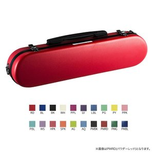 C.C.シャイニーケースII フルート [CC2-FL NEWカラー 全20色]【CC Shiny Case CCシャイニーケース】|sakuragakki