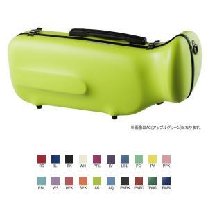 C.C.シャイニーケースII トランペット [スタンダードシリーズ NEWカラー 全20色]<br>【CC Shiny Case CCシャイニーケース】|sakuragakki