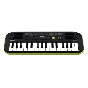 CASIO カシオ ミニキーボード SA-46 【楽器 ピアノ SA46 子供用 ミニ鍵盤】|sakuragakki