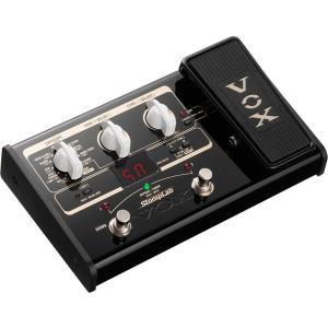 (ピック10枚セット付き!)VOX ギター用マルチエフェクター StompLab IIG (ストンプラブ SL2G)|sakuragakki