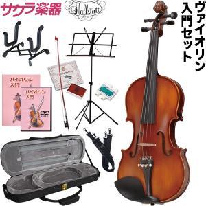 バイオリン V-22 初心者 入門 セットの画像